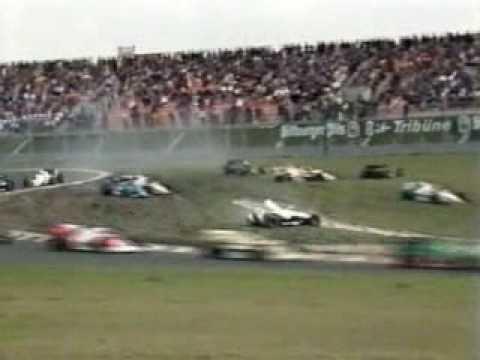 Two Till The End - F1 resumo da temporada de 1984 - 15 Europa