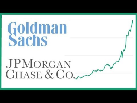 Goldman Sachs Hires Trader for Crypto Market Unit - JP Morgan Banker Says Crypto Market will Grow!