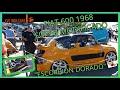 HISTOGRAMA ESCORPIÓN DORADO FIAT 600 1968.  LO QUE NO SE VE!!!