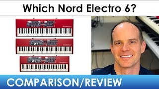 Nord Electro 6 | What's the Difference Between the Electro HP and the Electro D?