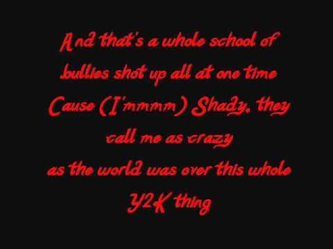 Eminem - I'm Back Lyrics