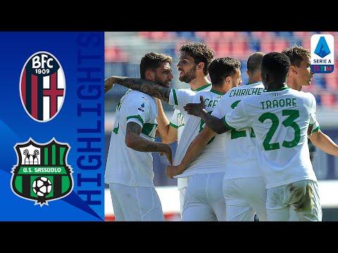 Bologna Sassuolo Goals And Highlights