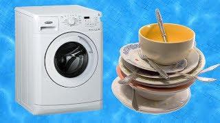 Çamaşır Makinesinde Bulaşık Yıkarsan Ne Olur? - Denedik thumbnail