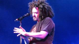 Black and Blue - Counting Crows - @ Wolf Trap