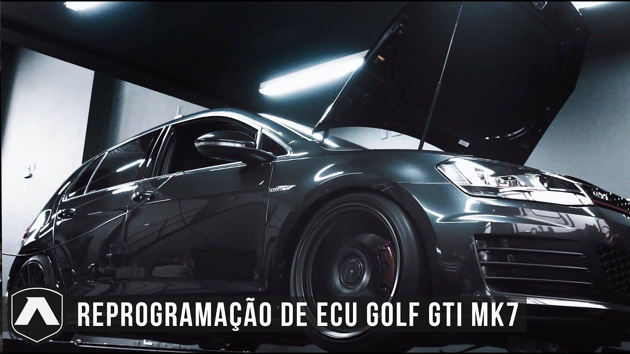 remap de ecu vw golf gti mk7 320cvs e 45kgfm armada performance youtube