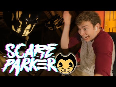 SCARE PARKER! - Bendy and the Ink Machine