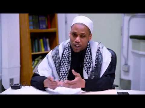 Because of Dawa street i became Muslim  Brother Jamil White
