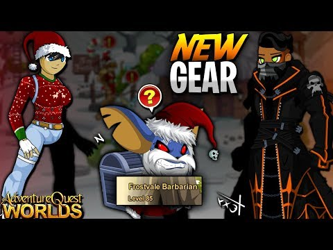 NEW Nulgath Gear! Level 90! Depth Enhancements Update AQW