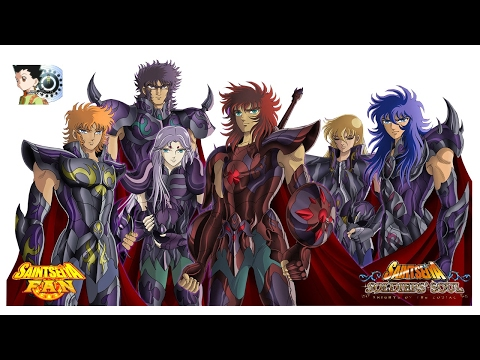 Saint Seiya: Soldiers' Soul - Alternative Gold Specters Challenge