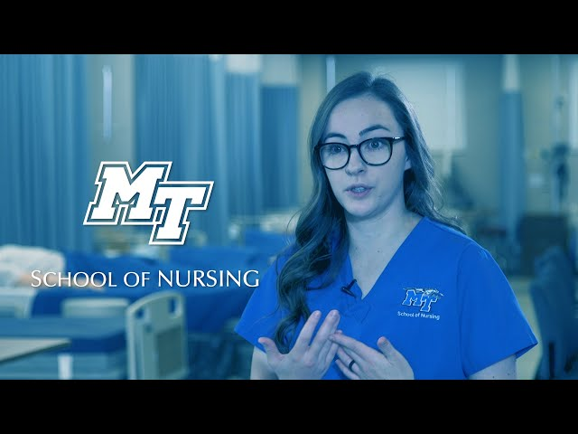 Impacting Lives During Vulnerable Times | MTSU School of Nursing