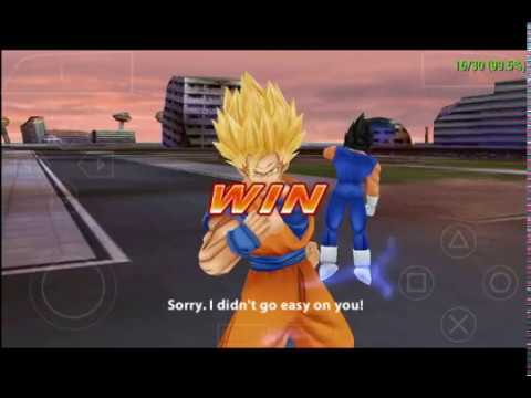 download save game dragon ball z tenkaichi tag team ppsspp