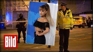 Ariana Grande: Terror-Anschlag auf Konzert in Manchester / 22 Tote / 60 Verletzte