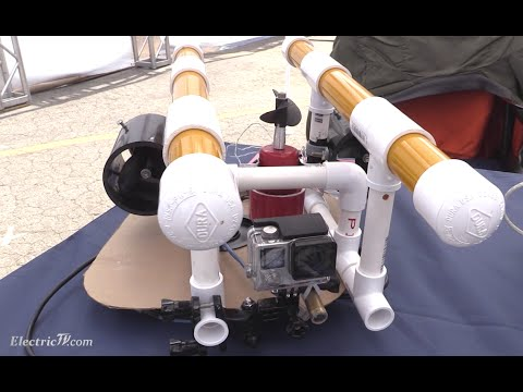 DIY Robot Submarines by the U.S. Navy