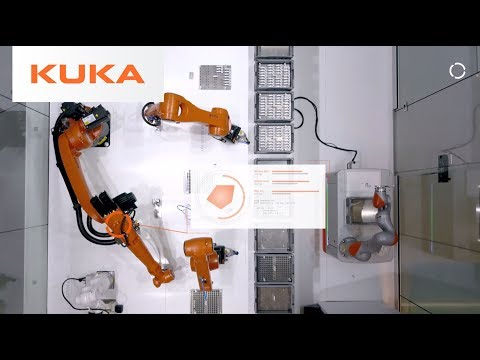 KUKA - The Heart of Smart Factories | The Future of Production