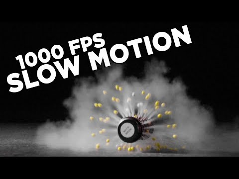 Airsoft Grenade Slow Motion TORNADO vs CYCLONE vs HAKKOTSU vs STORM 360 vs GZ TYPHOON vs ...