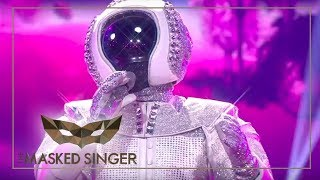 Stay With Me - Sam Smith | Astronaut Performance | The Masked Singer | ProSieben