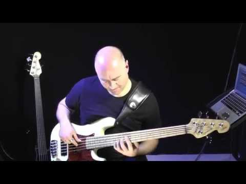 The Girl from Ipanema - Bass Solo