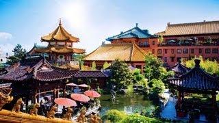 Phantasialand - Hotel Ling Bao & Freizeitpark