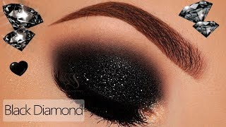 DIY Black Diamond Eyeshadow & Lip Topper   Melissa Samways