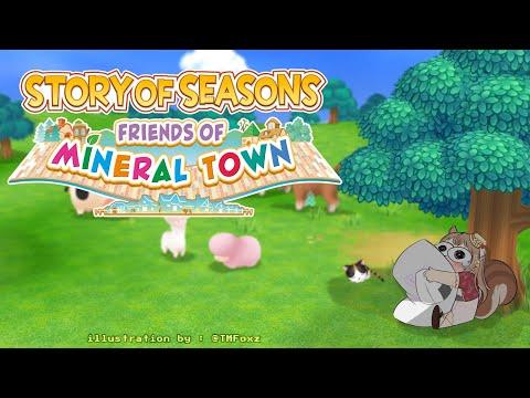 【SPOILER ALERT】#5 Story of Seasons : Friends of Mineral Town I LOVE FARMING !!!【Ayunda Risu】