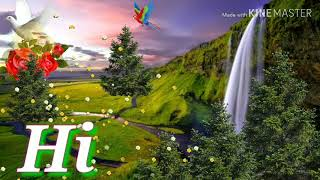 Good morning wishes with song... Good morning WhatsApp status