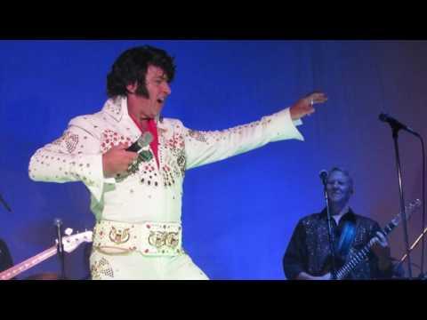 "Mark Shelton Band ""ELVIS TRIBUTE"" and benefit Concert St. Johnsbury Promo"