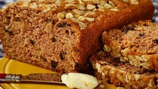 Applesauce Bread Recipe Demonstration - Joyofbaking.com