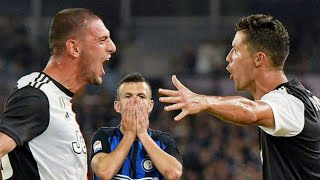 Merih Demiral vs Inter Milan - WATCH TILL END FOR GREAT COMMENTARY JOKE ABOUT THIS BEAST • 1080p HD