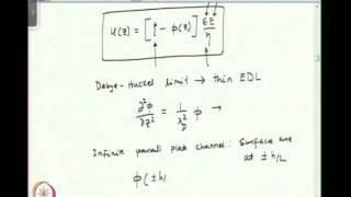 Mod-01 Lec-15 Electrokinetics