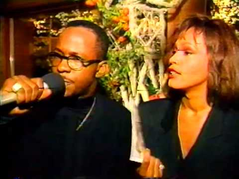 Whitney Houston and Bobby Brown Interview Meltdown