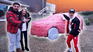 BUYING MY PARENTS THEIR DREAM CAR FOR CHRISTMAS! *emotional*