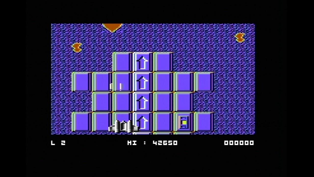 C64 Game - Lightforce - C64 reloaded MK2 - 2x 6581 - Framemeister 720p/50Hz