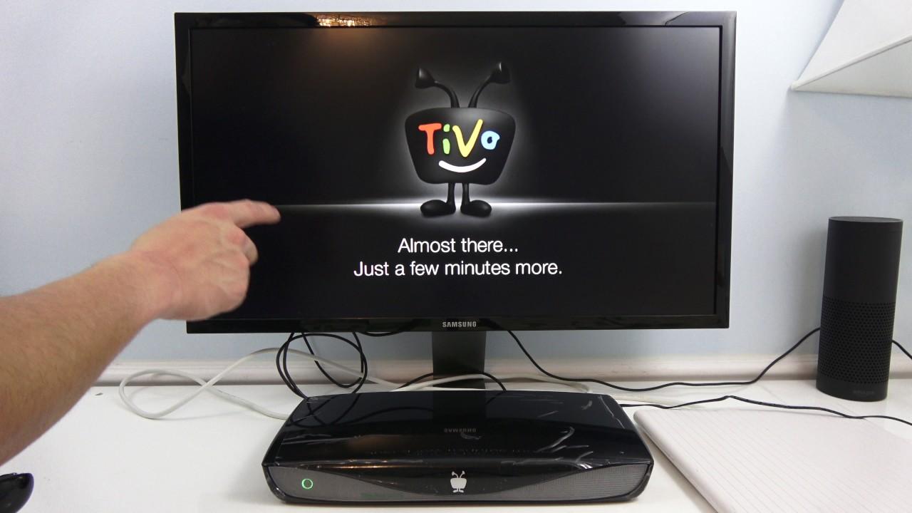 Tivo Roamio OTA DVR Unboxing, Setup , Quick Review