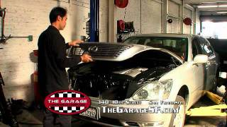 Spectrum Auto Body and The Garage - San Francisco's top auto repair shops