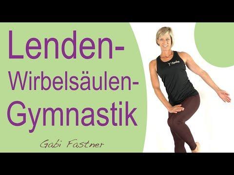 13 min.🌱 fundierte Gymnastik für einen schmerzfreien unteren Rücken, im Stehen ohne Geräte