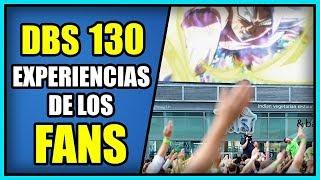 Baixar REACCIONES EN LUGARES PÚBLICOS DE DRAGÓN BALL SUPER CAPITULO 130  ¡TODO CULPA DE FREEZER  ANZU361