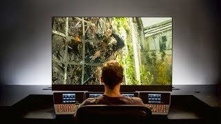 Panasonic GZ2000 OLED with Dolby Vision, HDR10+ and Dolby Atmos