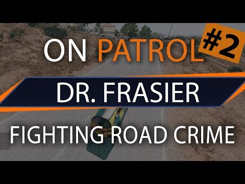 Fighting Road Crime - Police Patrol - Ep 2 | Arma 3 Roleplay | GrandTheftArma.com