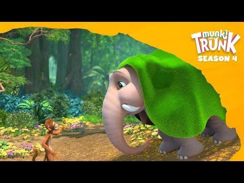 The Lawn– Munki and Trunk Season 4 #7