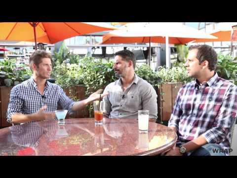 Joe and Nick Manganiello Talk 'La Bare' and Childhood Strip Club Dreams