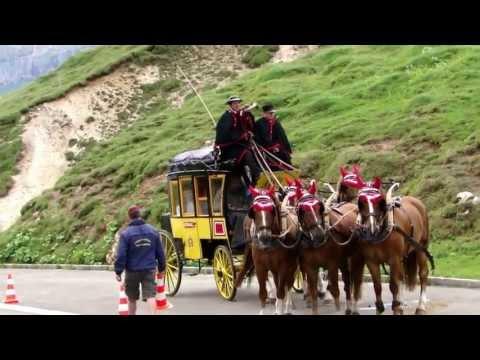 Kutschenfahrt Klausenpass