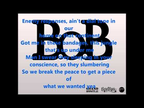 b.o.b Ft Alicia keys new york new york [Extended version HD lyrics on screen 2012]