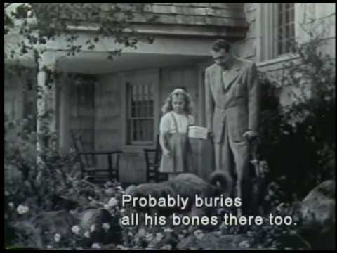 GUEST IN THE HOUSE 1944  Full Movie  Captioned