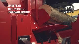 Kombajn do produkcji drewna opałowego Japa 395
