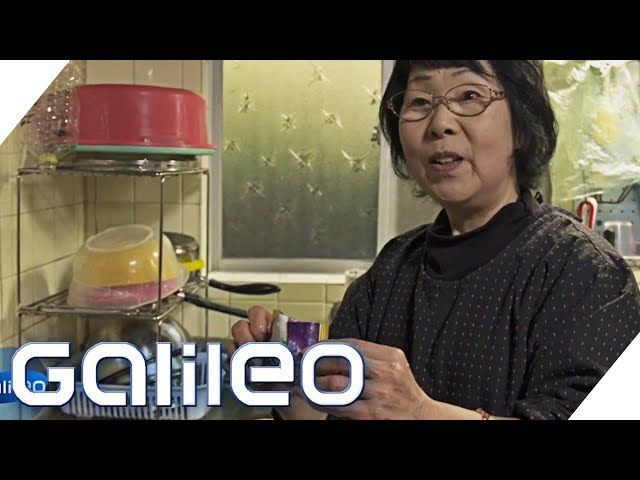 Zu viel Recycling? Ist Japan Vorbild oder wird hier übertrieben? | Galileo | ProSieben