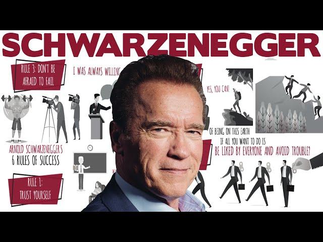 The Best Advice I've Ever Heard - Arnold Schwarzenegger