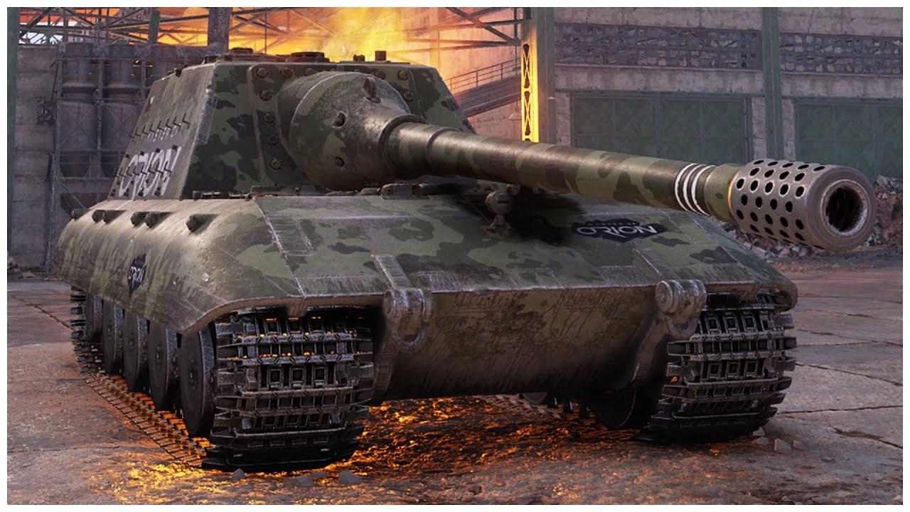 Jagdpanzer E 100 – CAN'T GO IT ALONE