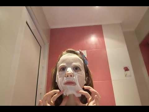 Тествам маска за лице/Evelin Kozmetics