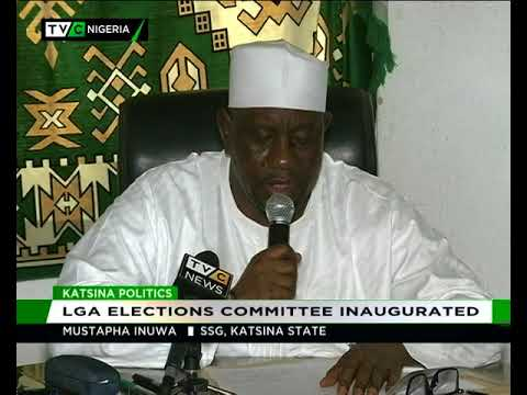 Katsina LGA Election Committees inaugurated
