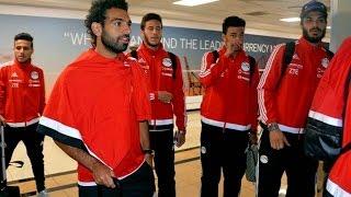 شاهد..أمن الإسكندرية يكشف استعدادات الداخلية لتأمين مباراة مصر وغانا